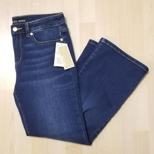 Michael Kors Dark Blue Straight Leg Jeans